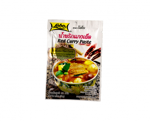 Rote Curry Paste Lobo 50 g