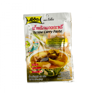 Curry Paste Gelb Lobo