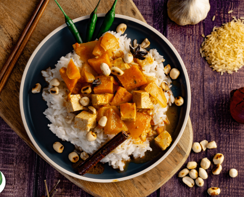 Rotes Thai Curry Kochbox grillnations