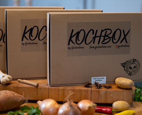 Curry Kochboxen grillnations